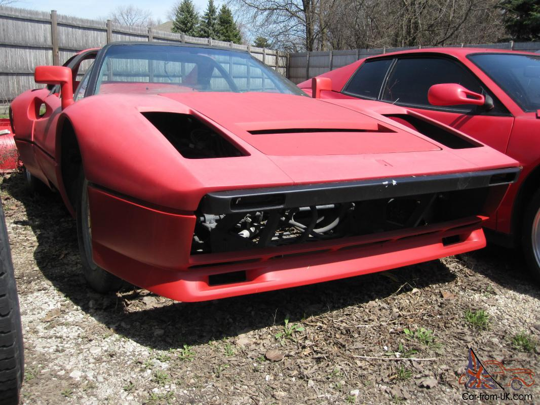 Attractive Ferrari 288 Kit On Ferrari 308 GTS Chassis Photo Gallery