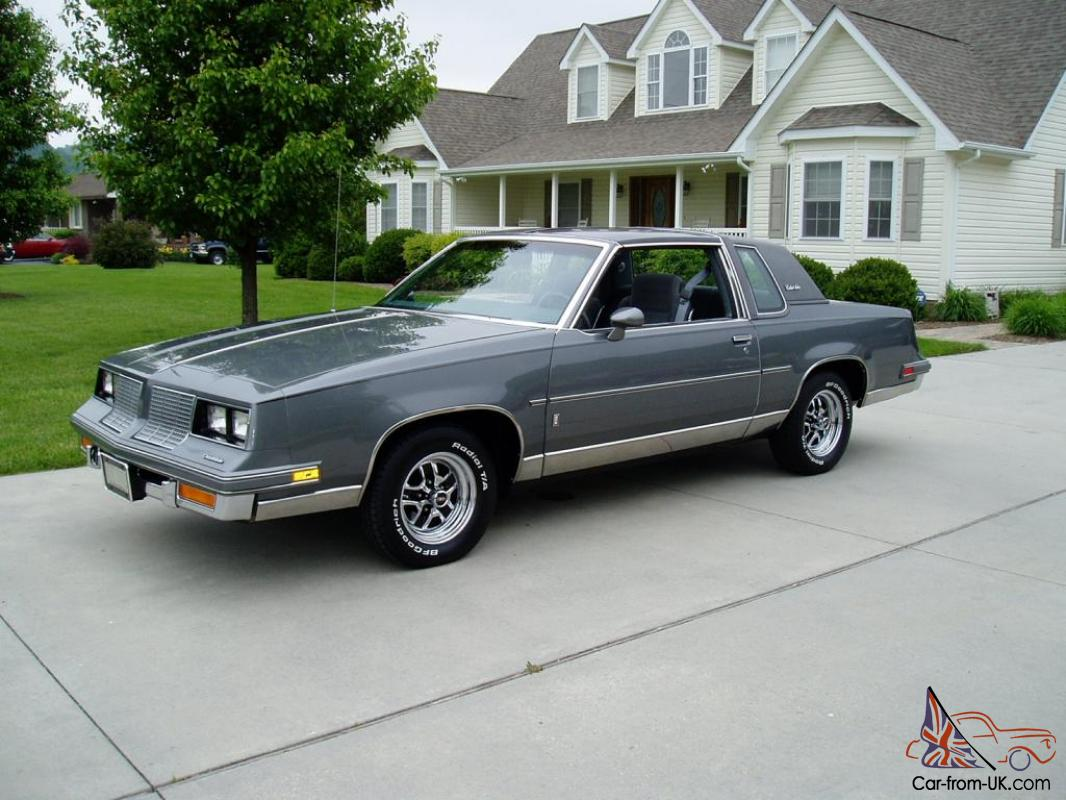 1985 oldsmobile cutlass salon 8k actual miles never for 1985 cutlass salon for sale