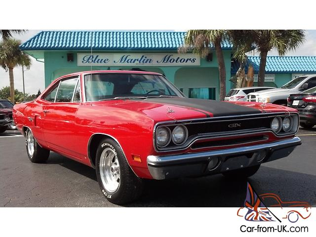 1970 classic plymouth gtx 4 speed 440hp2 motor price for Ebay uk motors classic cars