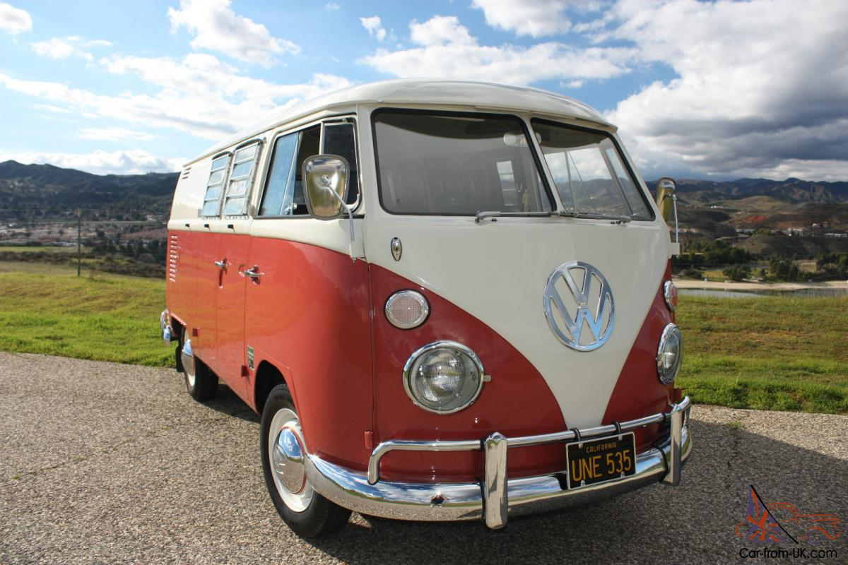 American Auto Sales Little Rock: 1967 Volkswagen Bus Micro Bus EZ Camper Of America Split
