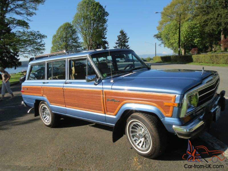 Dsc 0833 1 moreover 1982 Jeep Wagoneer Overview C6820 moreover Chicagos SUV Tax And Road Damage Do The Numbers Add Up further 465927 1990 Jeep Grand Wagoneer 100316 Miles Sterling Gray Metallic Suv 360 V8 Automat additionally 2017 Jeep Wrangler Freedom Edition Review. on jeep grand wagoneer fun