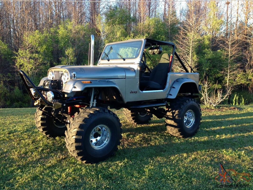 1984 jeep cj7 mins 4bt conversion