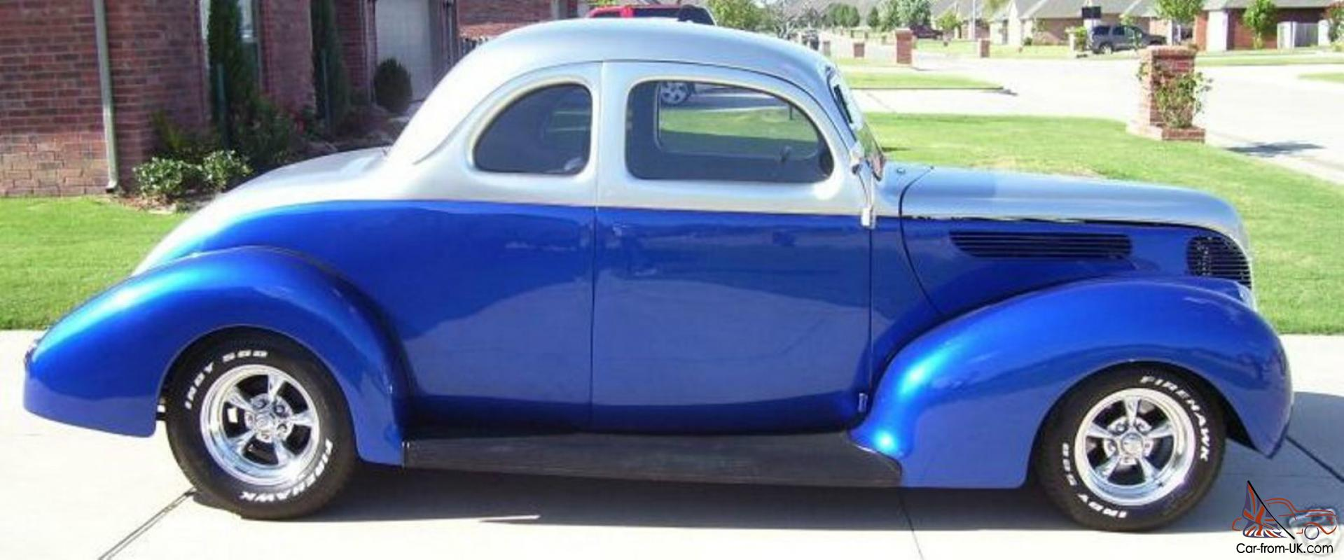 ford deluxe coupe 1938 1945 Ford Coupe
