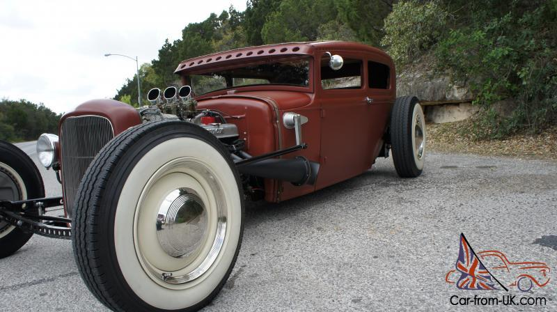 1930 ford model a rat rod hot rod street rod. Black Bedroom Furniture Sets. Home Design Ideas