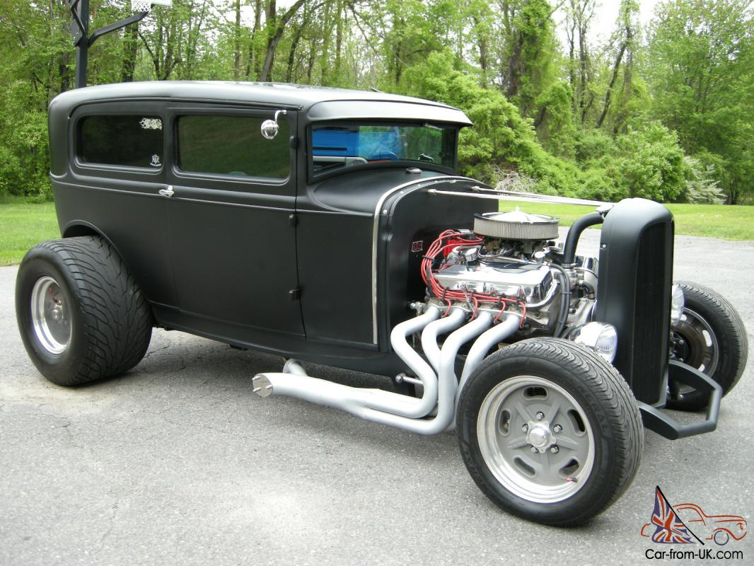 1930 ford model a hot rod street rod all steel. Black Bedroom Furniture Sets. Home Design Ideas