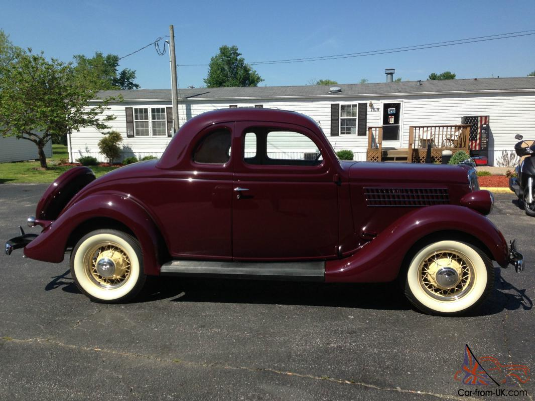 1935 ford 5 window coupe v 8 complete restoration for 1935 ford 5 window coupe for sale