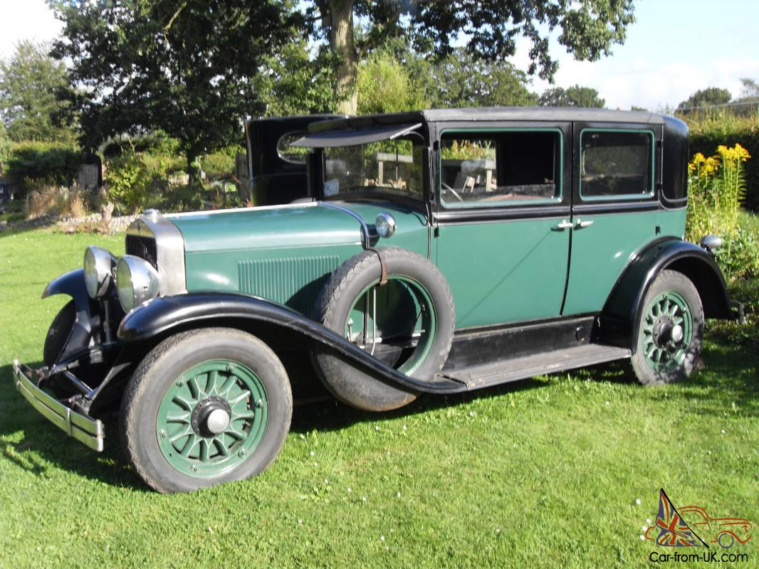 1927 cadillac lasalle 5 passenger sedan la salle for 1927 nash 4 door sedan