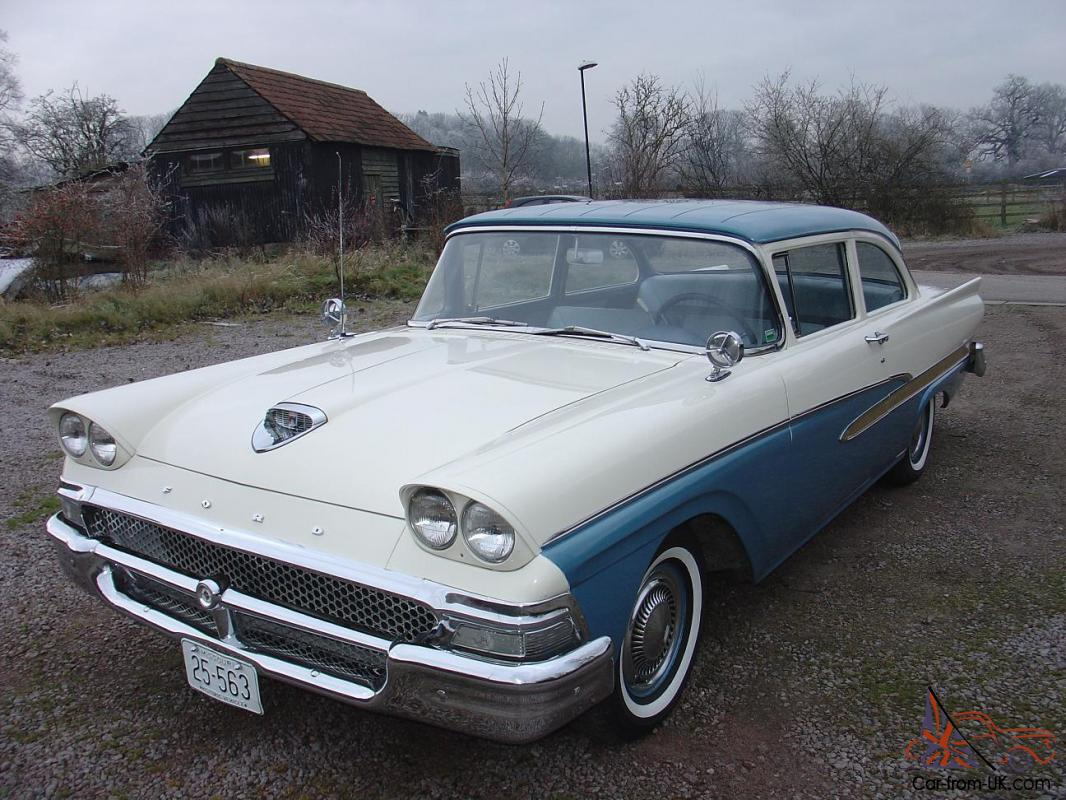 1958 ford custom 300 2 dr coupe all original low low miles unbelievable. Black Bedroom Furniture Sets. Home Design Ideas