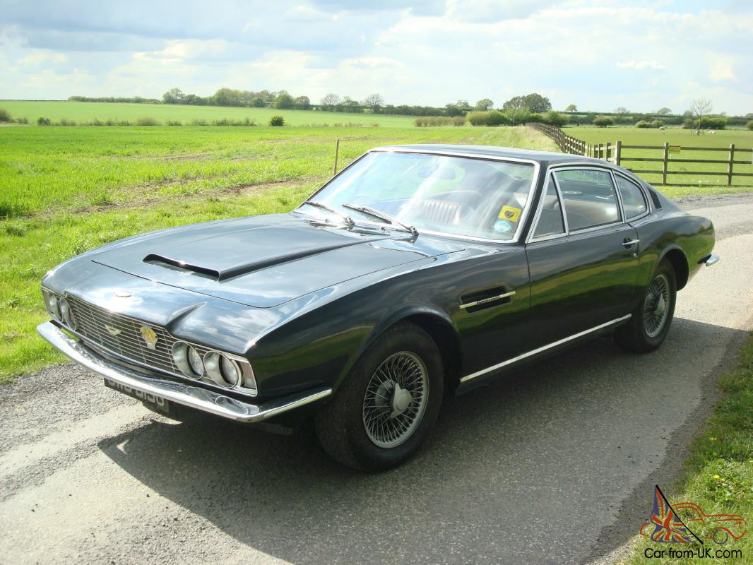 Aston Martin DBS Vantage Driven By Sir Stirling Moss - Aston martin dbs for sale