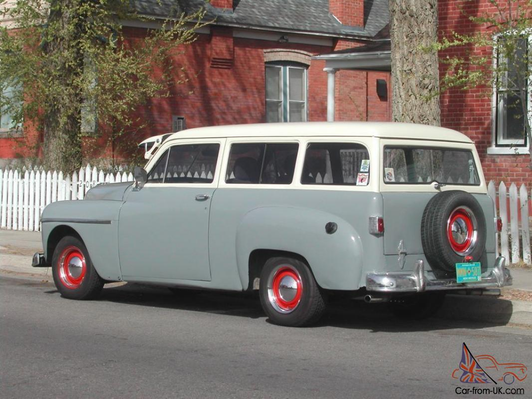 1950 Plymouth 318 Swap
