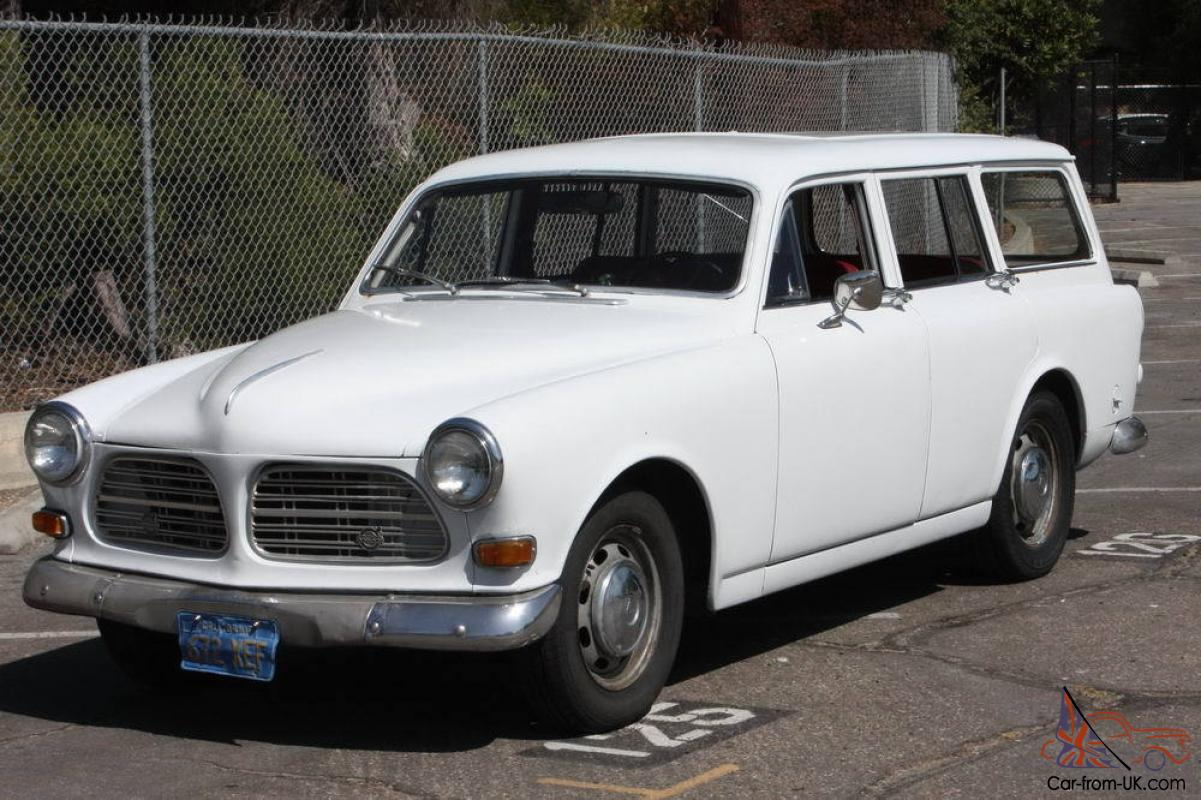 1968 volvo amazon 122s 5 door station wagon. Black Bedroom Furniture Sets. Home Design Ideas