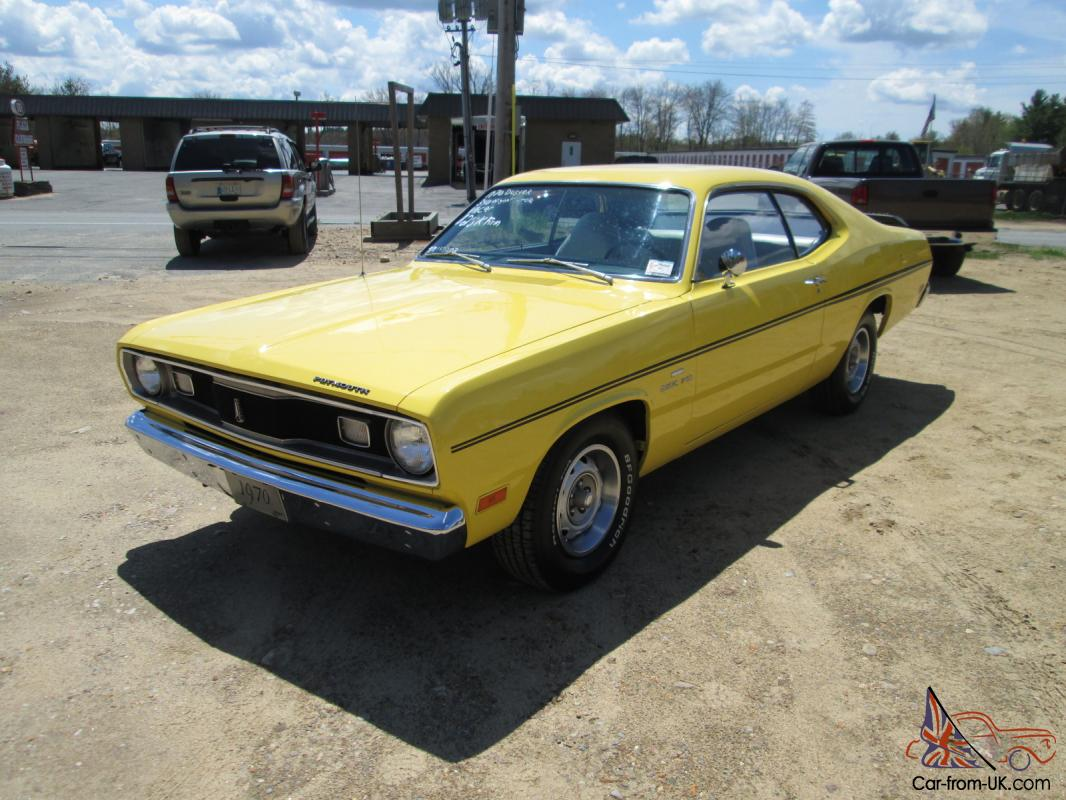 1970 plymouth duster 340. Black Bedroom Furniture Sets. Home Design Ideas