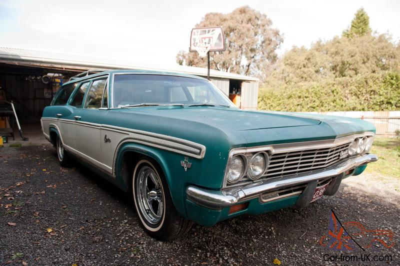 1966 Chevy Caprice Wagon   Flickr - Photo Sharing!   1966 Chevrolet Caprice Wagon