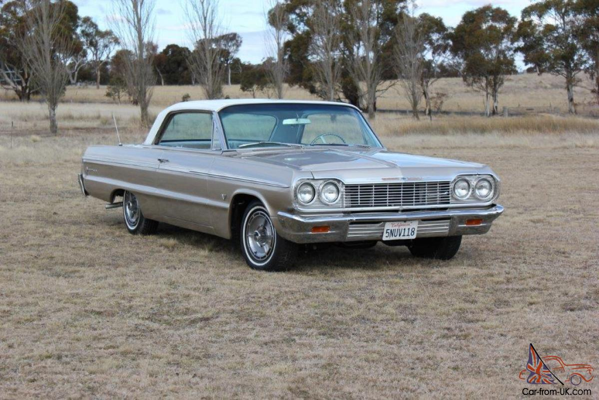 64 Chevy Impala 2 Door SS NSW Registered