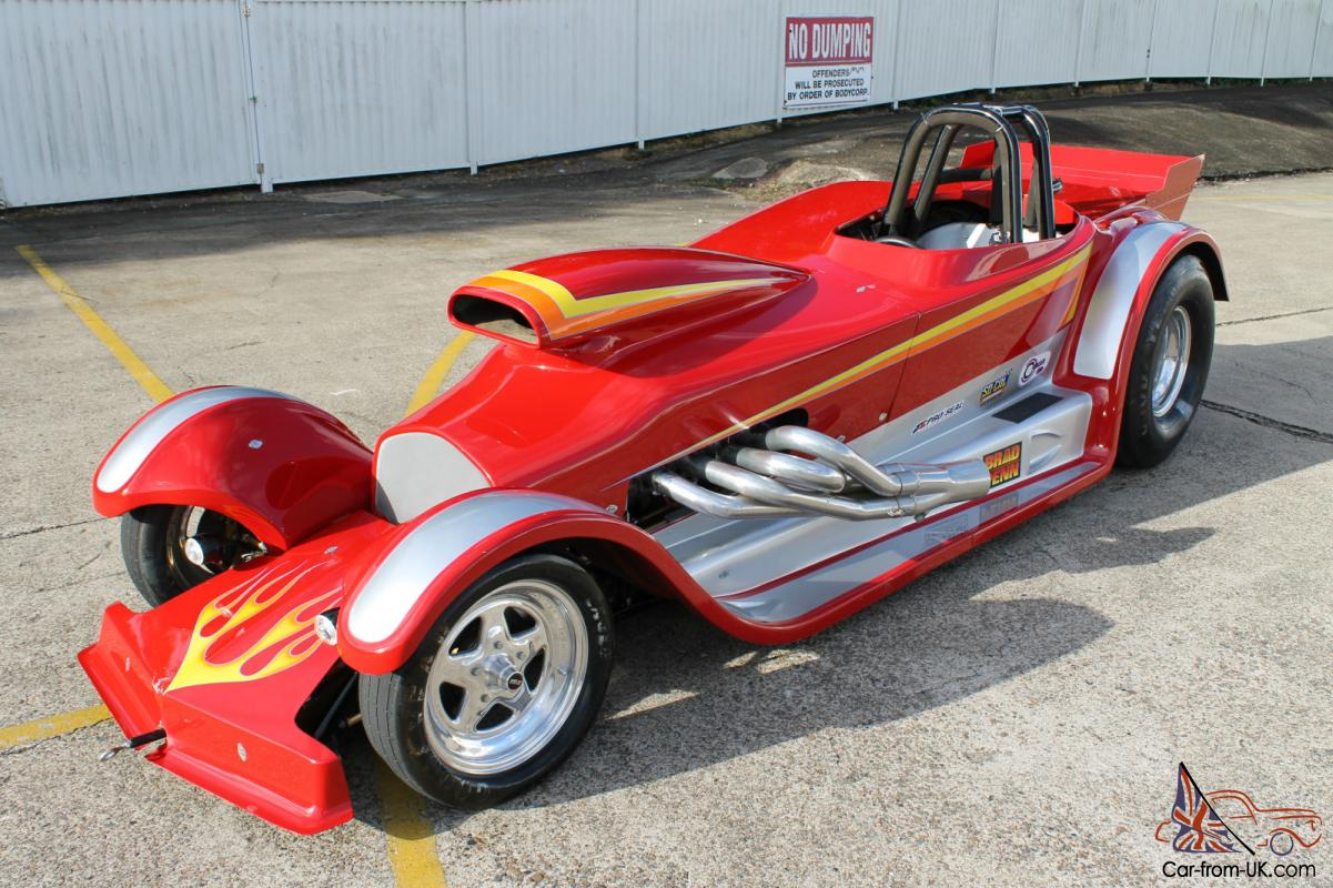 Old Fashioned Roadster Drag Car For Sale Component - Classic Cars ...
