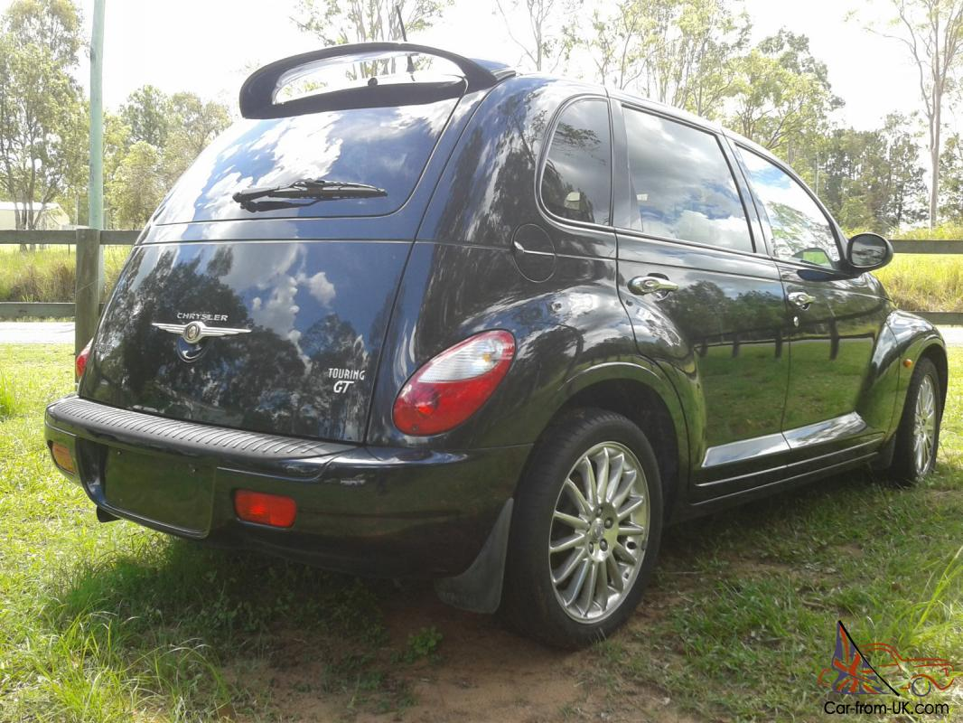 chrysler pt cruiser grand tourer 2009 5d hatchback 4 sp. Black Bedroom Furniture Sets. Home Design Ideas