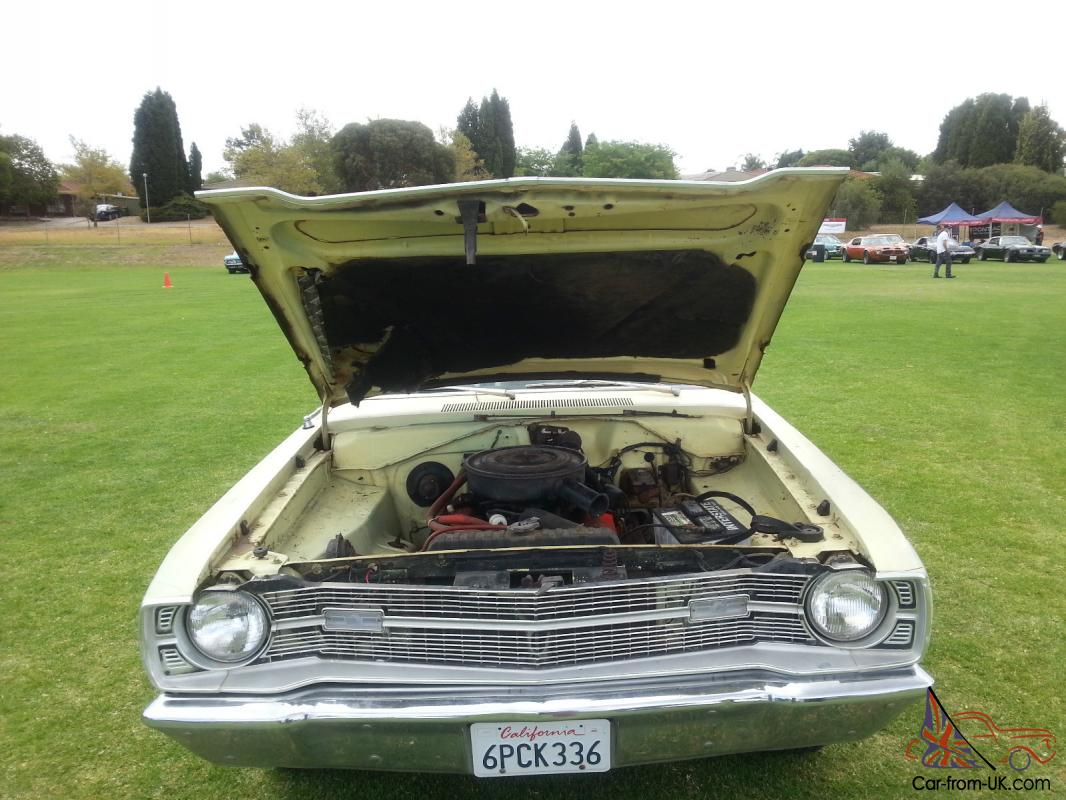 dodge dart 2 door coupe 1969 factory v8 many interchangable parts with. Cars Review. Best American Auto & Cars Review