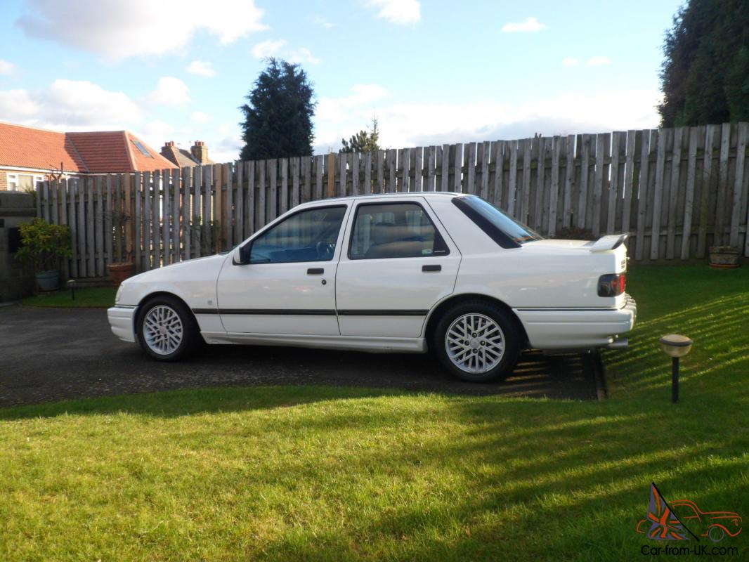 1990 ford sierra saphire rs cosworth 2 owners fantastic immaculate. Black Bedroom Furniture Sets. Home Design Ideas