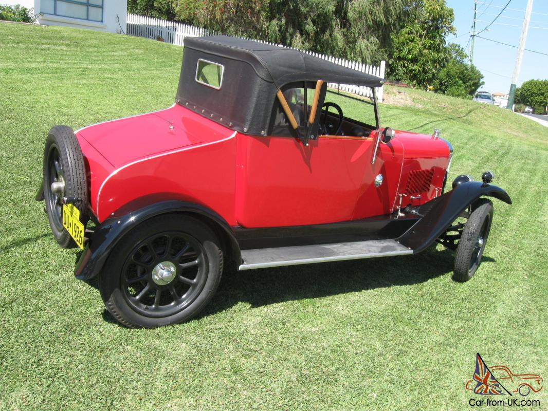 1926 Clyno Roadster fo...