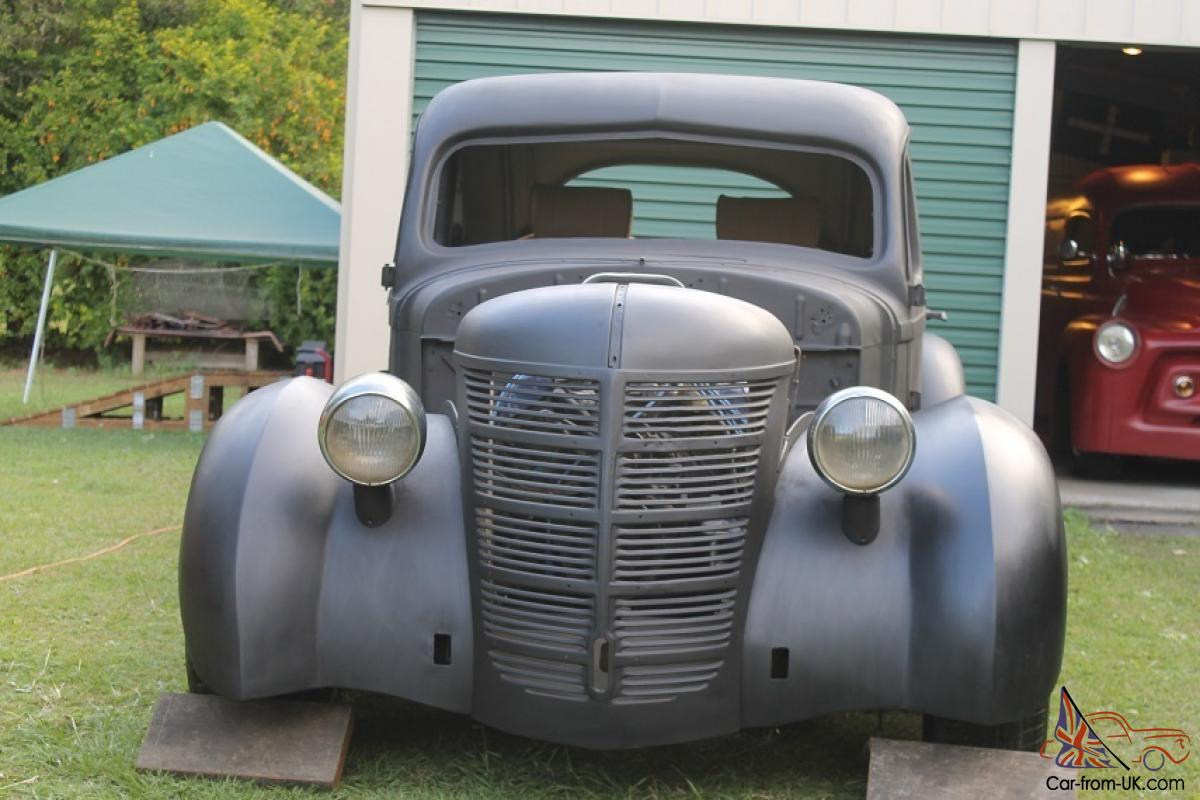 1937 international coupe ute project rat rod hot rod pick up publicscrutiny Choice Image