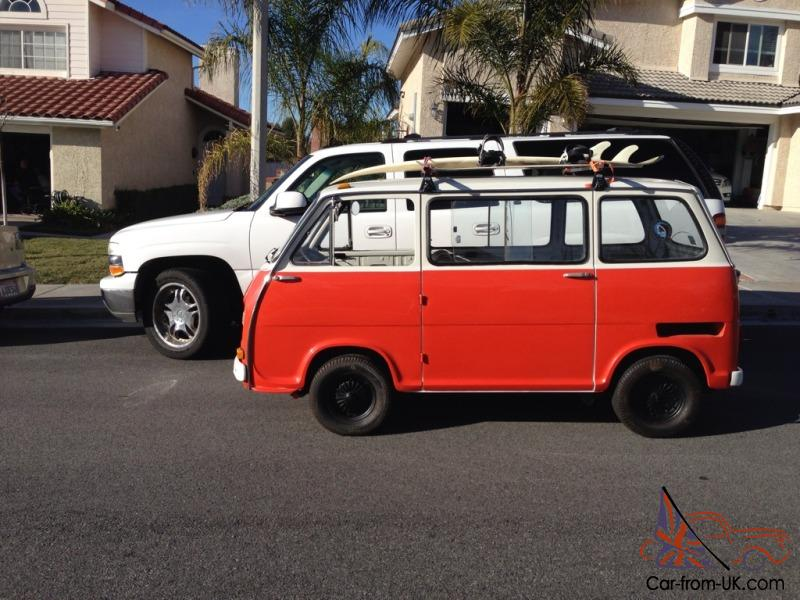 1969 subaru 360 van 2 stroke 360cc micro car very rare. Black Bedroom Furniture Sets. Home Design Ideas