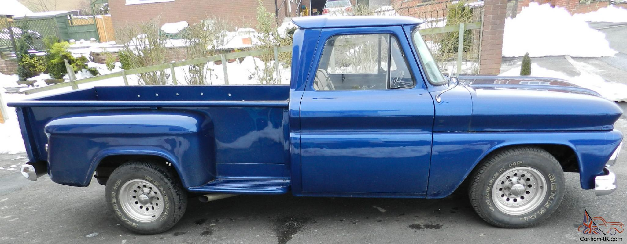 1966 chevrolet pick up c10 v8 excellent condition lwb sciox Gallery