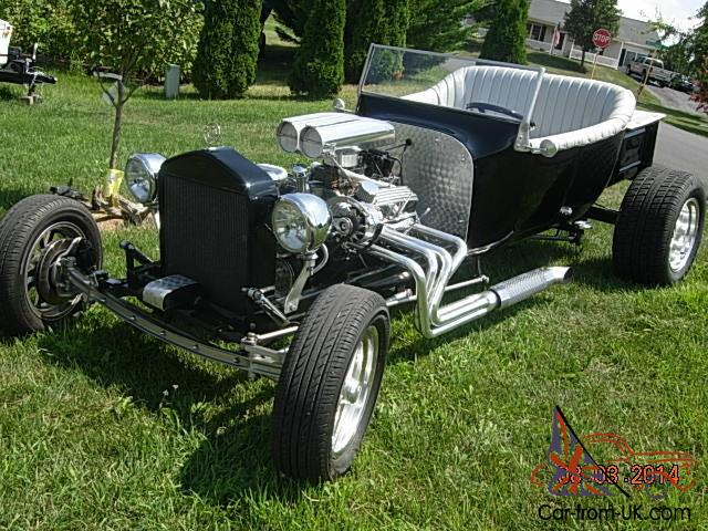 Street Rod Classic Ford Chevy Muscle Car Rat Rod