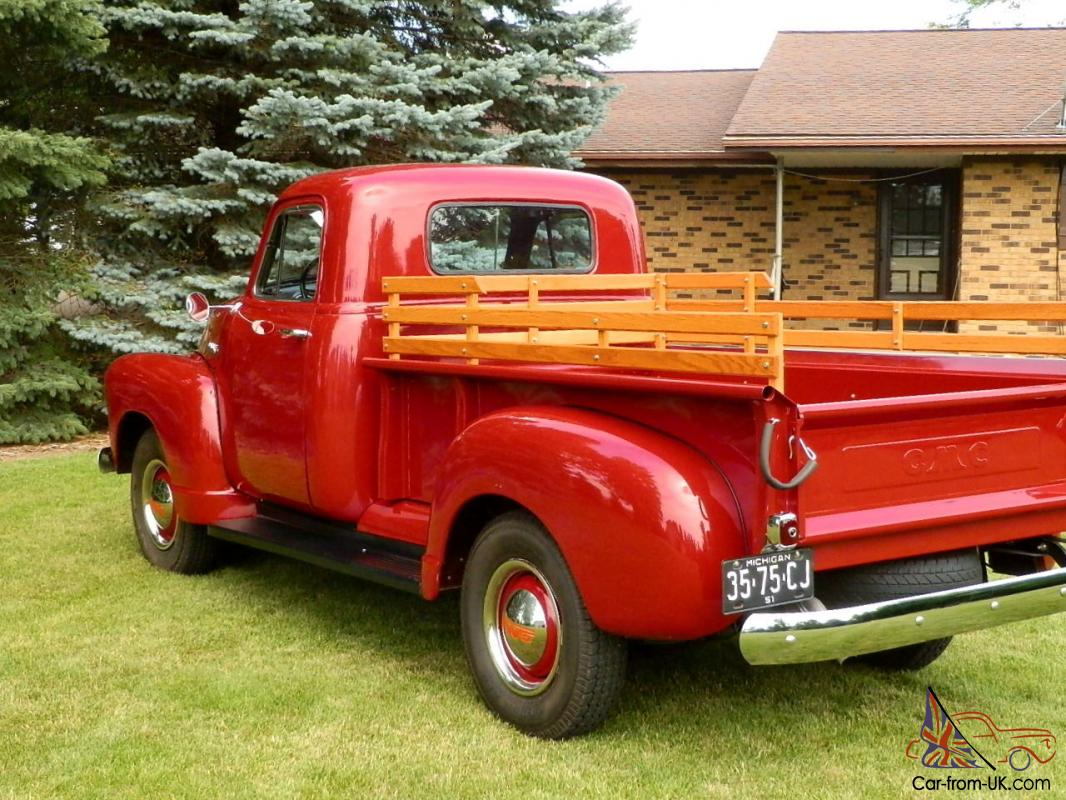 Chevrolet Chevy 1947 1948 1949 1950 1952 1953 1954 1955 Pickup Truck Colors