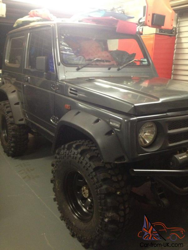Suzuki sierra 4x4 for sale qld