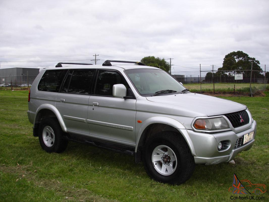 mitsubishi challenger 4x4 2002 4d wagon 4 sp automatic 4x4 3 litre in mentone vic. Black Bedroom Furniture Sets. Home Design Ideas