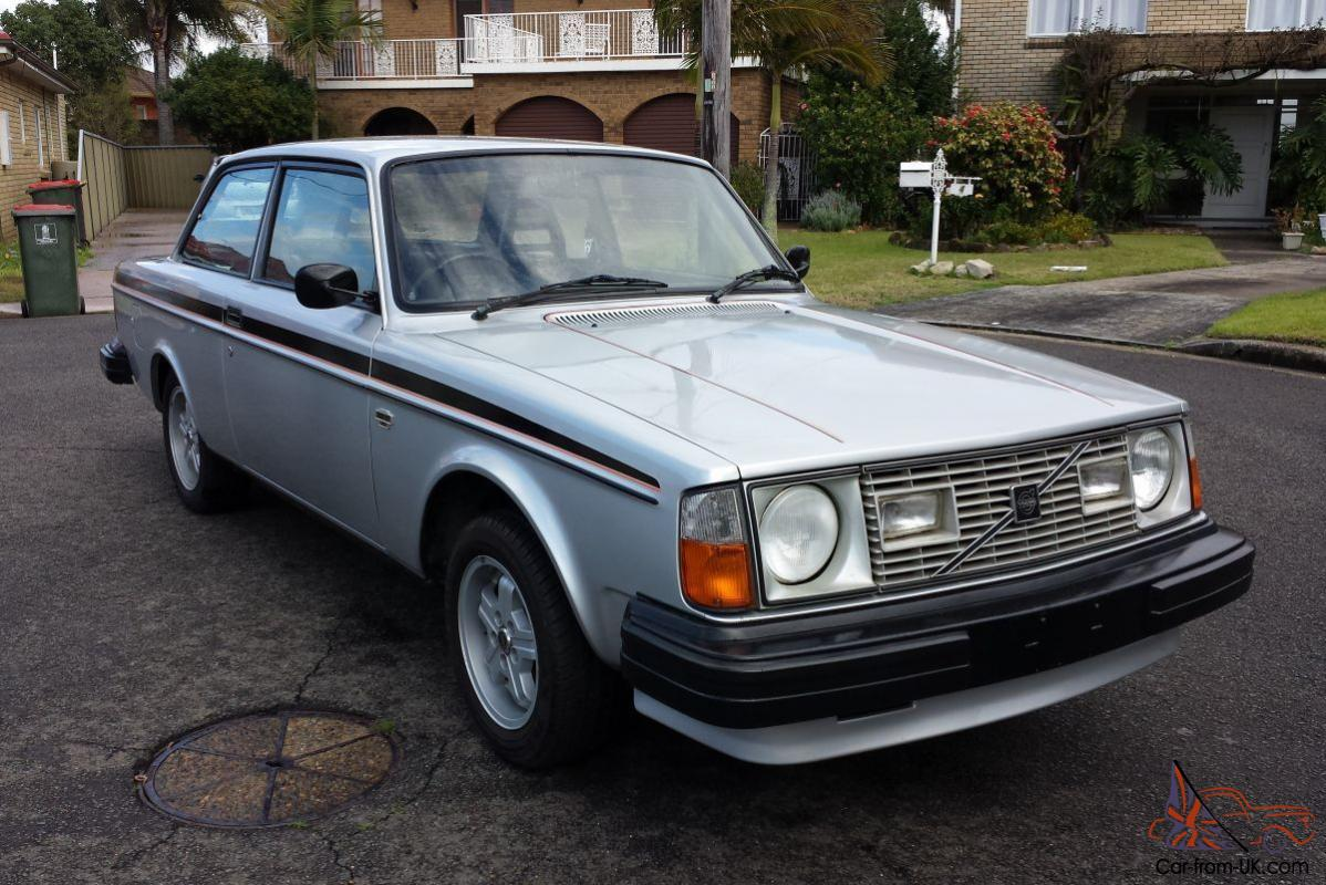 1979 Volvo 242gt Gt Manual 2dr Coupe Amazing Condition