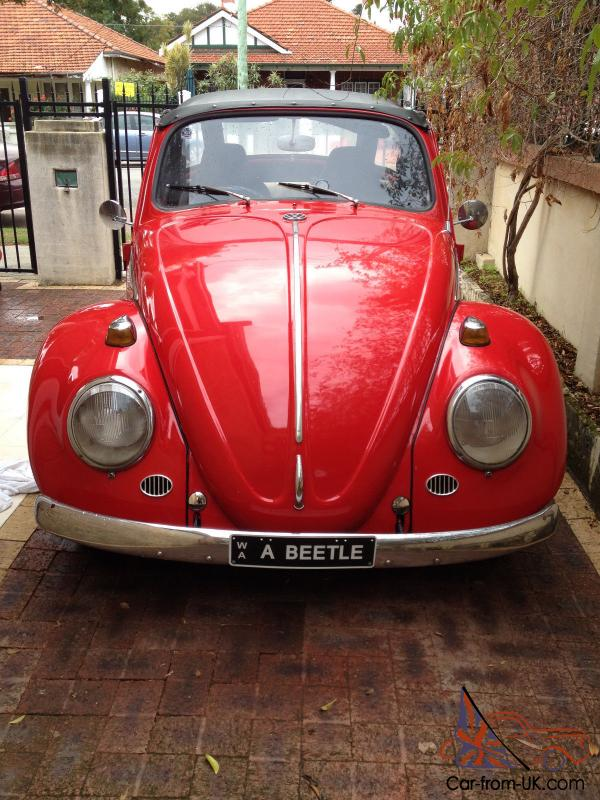 1966 Volkswagen Beetle in Perth, WA
