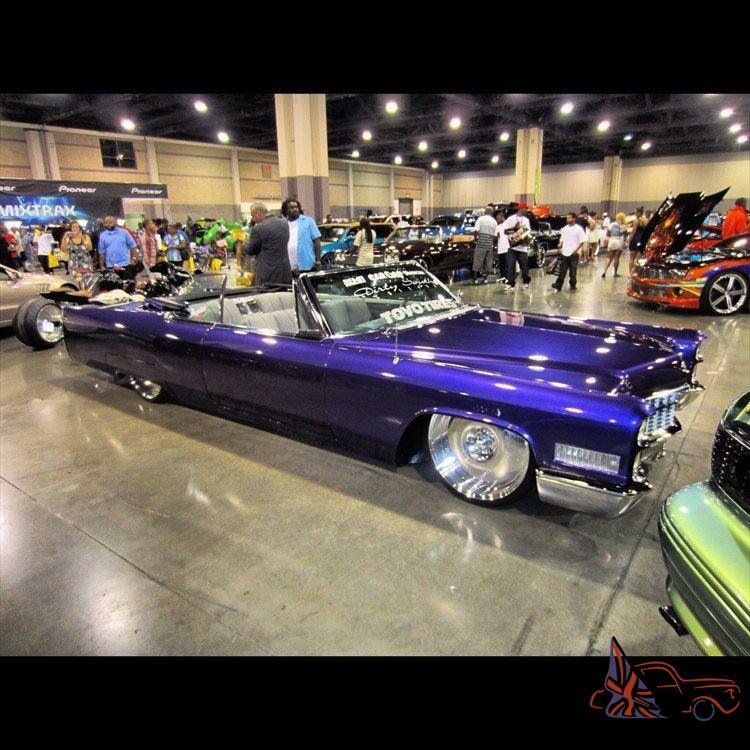 Custom Cadillac Deville For Sale: Cadillac 1966 Convertible Show CAR NOT Chevrolet Pontiac