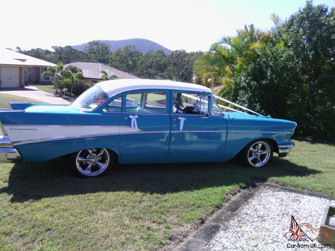 1957 chevrolet 210 4 door sedan in yeppoon qld for 1957 chevy 4 door sedan