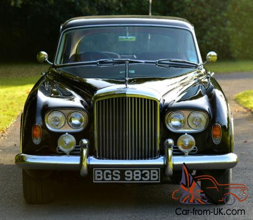 Bentley Used Cars For Sale: 1963 Bentley S3 Continental Flying Spur By H.J. Mulliner
