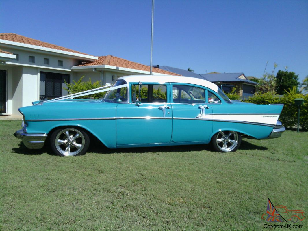 1957 Chevrolet 210 4 Door Sedan In Yeppoon Qld