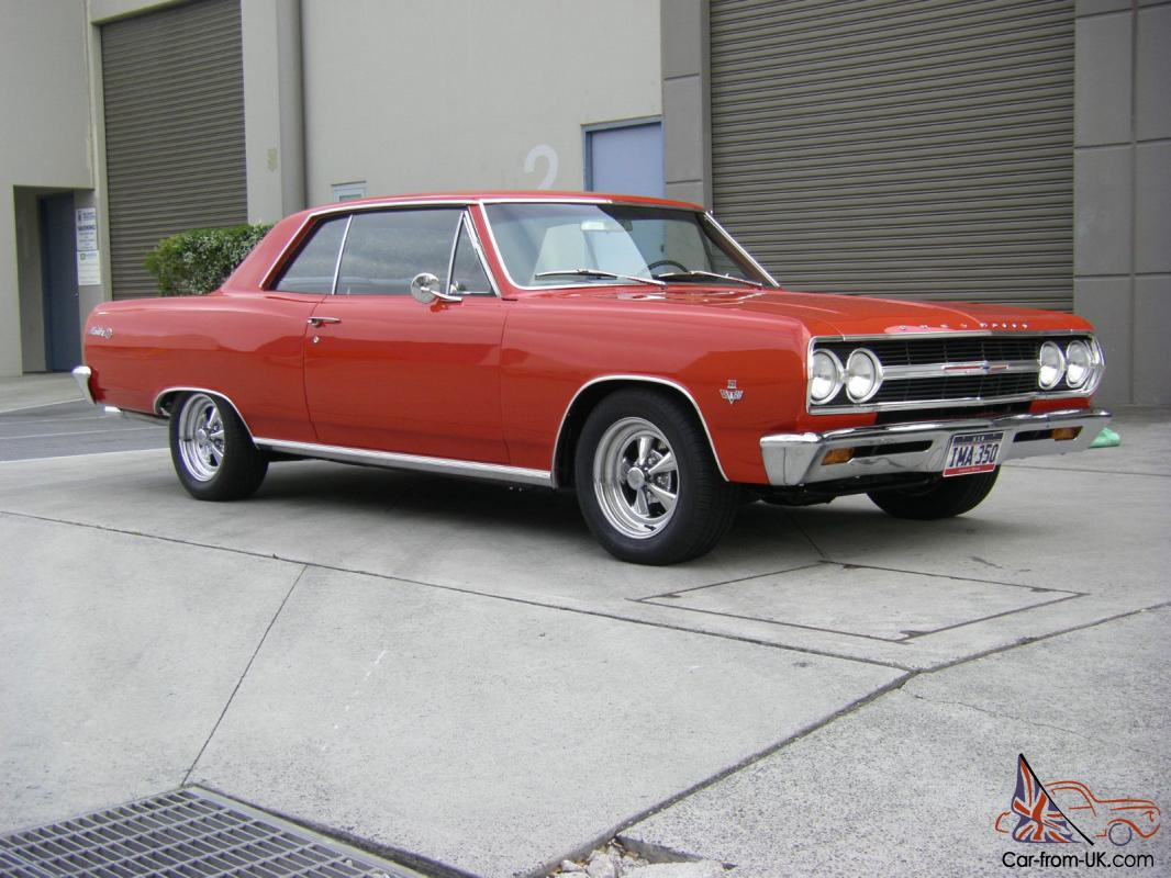 1965 chevrolet chevelle malibu ss restored in engadine nsw. Black Bedroom Furniture Sets. Home Design Ideas