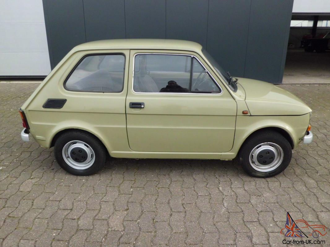 Fiat bambino for sale