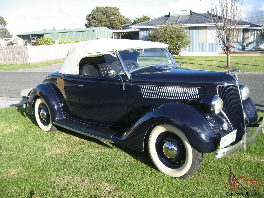 Ford roadster 1936 not chev coupe gt for sale