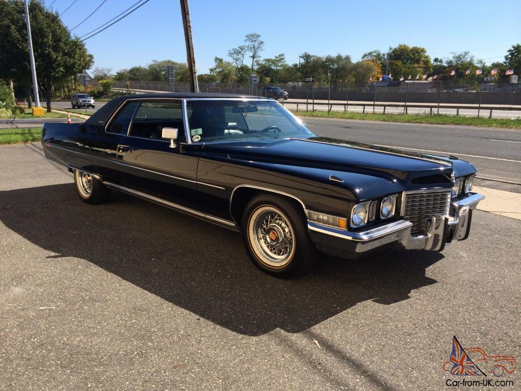 stunning show winner 1972 cadillac coupe deville. Cars Review. Best American Auto & Cars Review