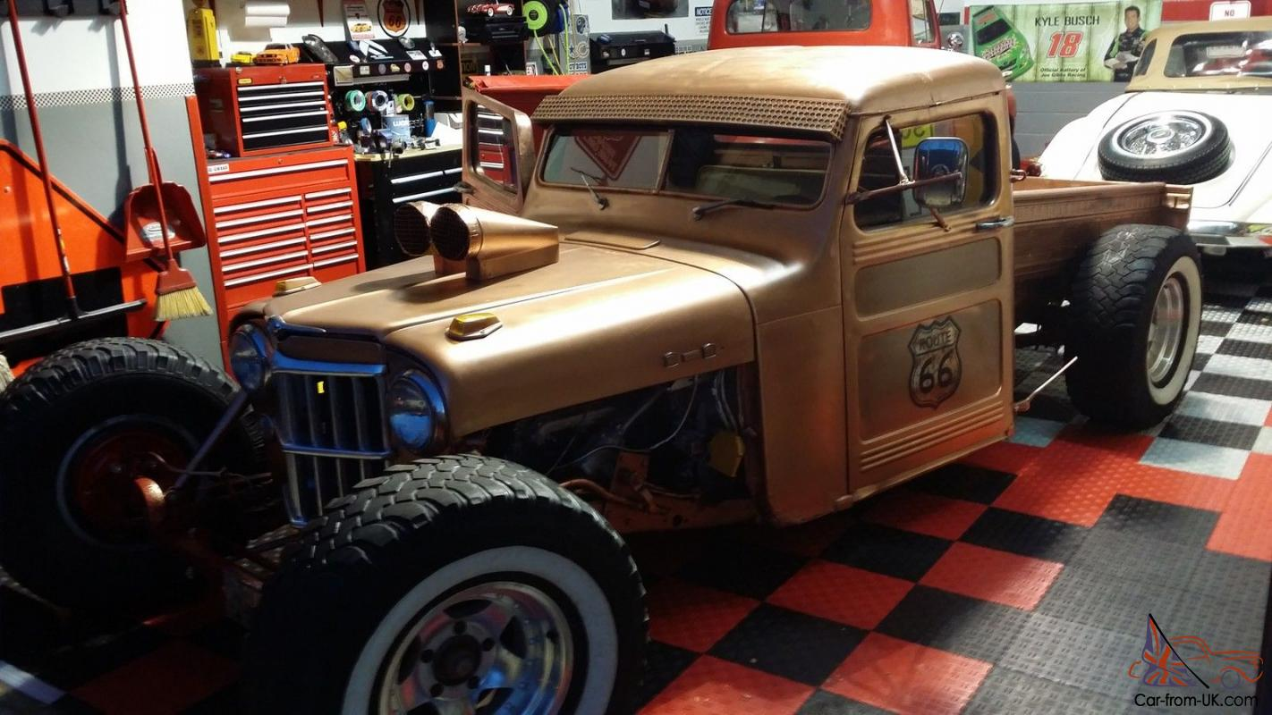 Chevy Wheels For Sale Willys Rat rod