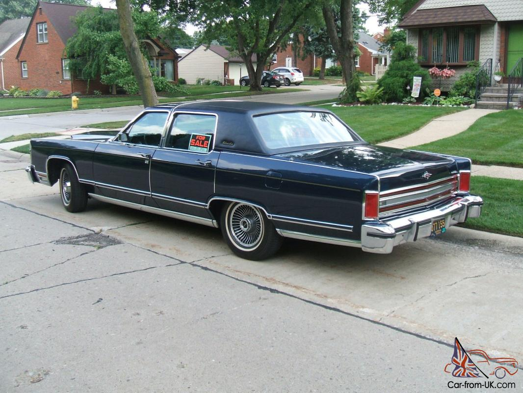 Lincoln Town Car Collector S Series