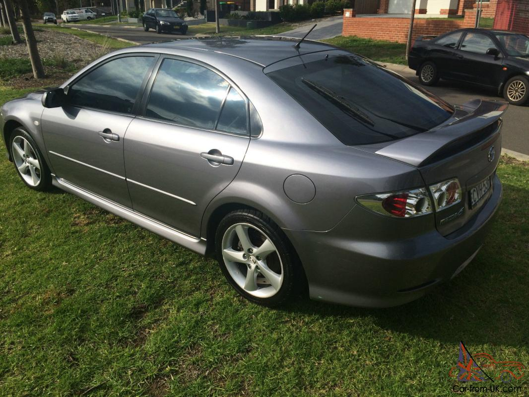 mazda 6 luxury sports 2005 5d hatchback 5 sp manual 2 3l in kellyville nsw. Black Bedroom Furniture Sets. Home Design Ideas