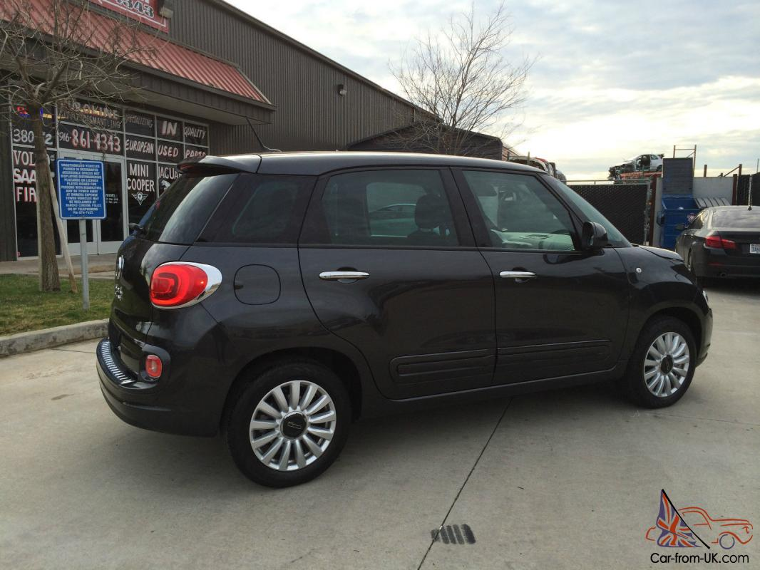 2014 fiat 500l easy new turbo 1 4l hatchback. Black Bedroom Furniture Sets. Home Design Ideas