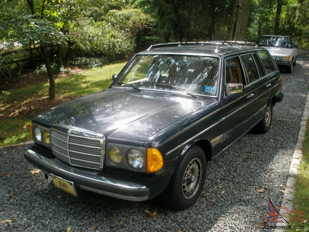 Mercedes benz 300 series wagon for Mercedes benz 300 series