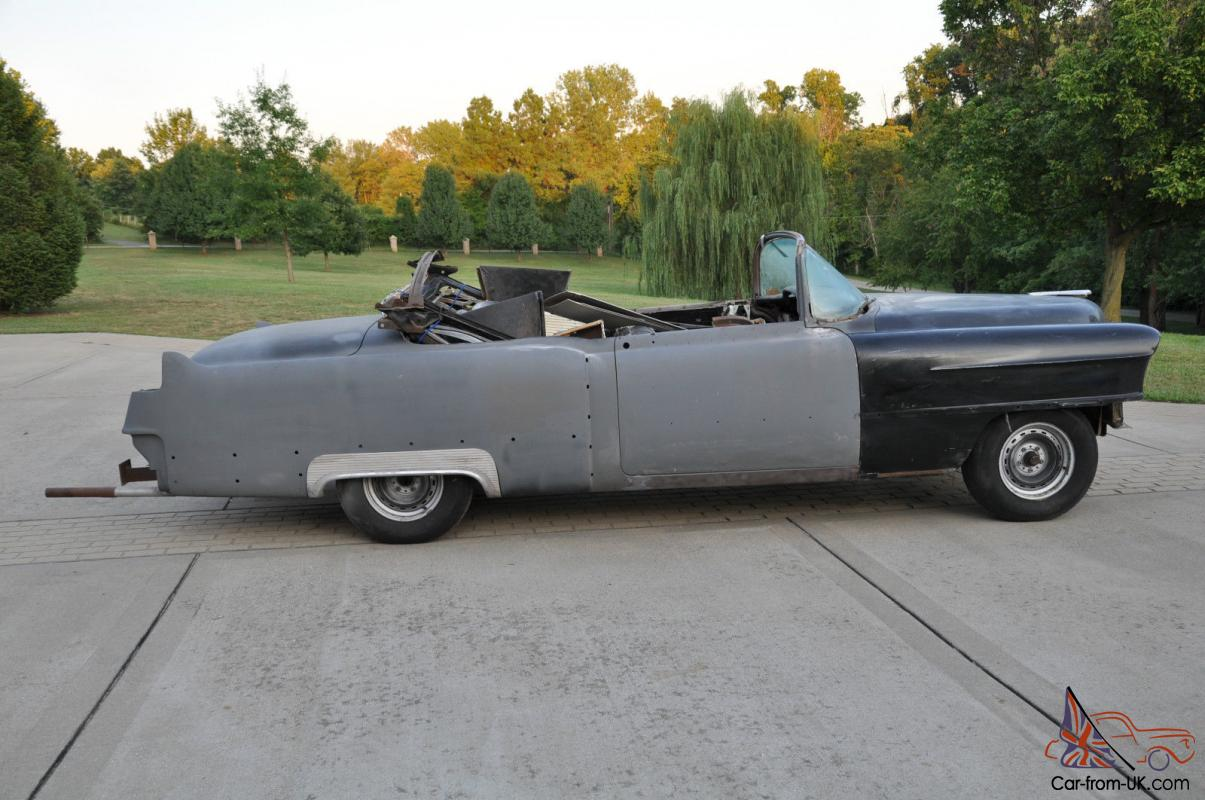 Cadillac Eldorado Base Convertible 2 Door