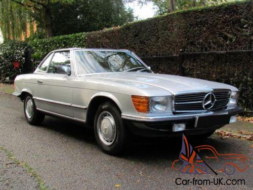 1985 c mercedes benz sl 280 convertible for Mercedes benz fixed price servicing costs