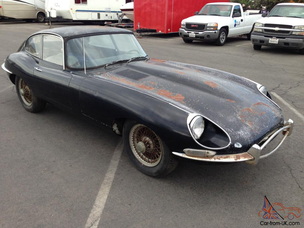 Jaguar e type fixed head coupe series 1 5 - Jaguar e type fixed head coupe ...