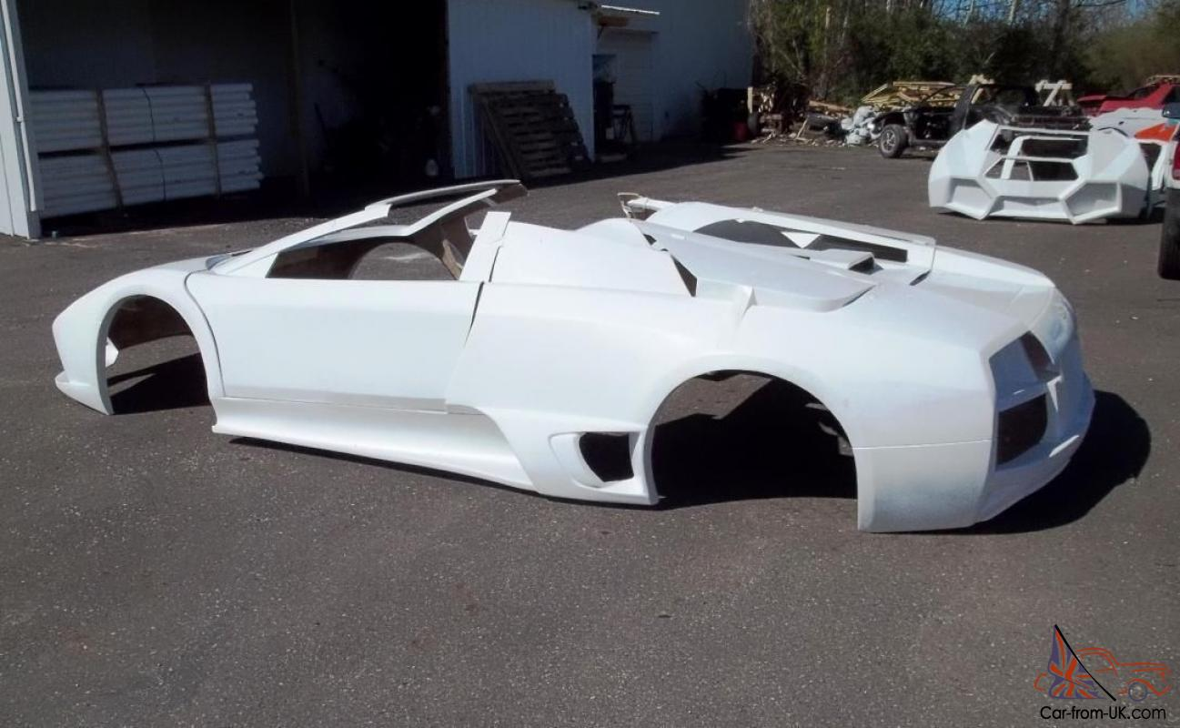 Lamborghini Kit Car Replica Body Kit