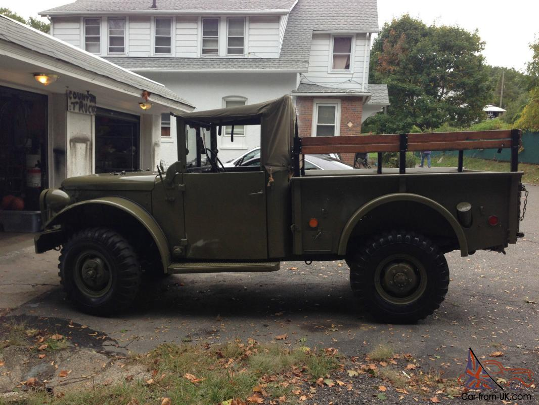 military m37 power wagon